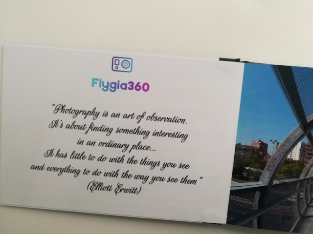 álbum de fotos saal digital flygia360