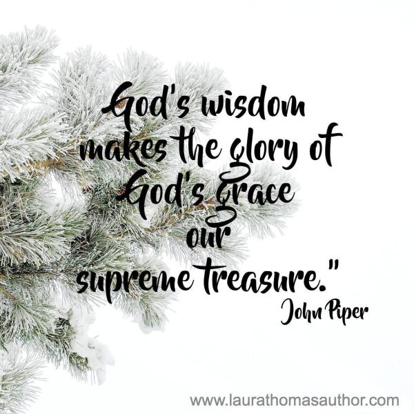 God's wisdom quote