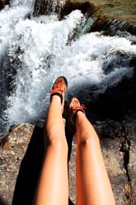 100 foot waterfall