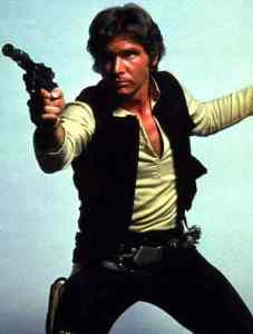 Han Solo, image courtesy Wikipedia