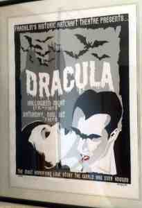 Dracula at the Historic Artcraft Theatre