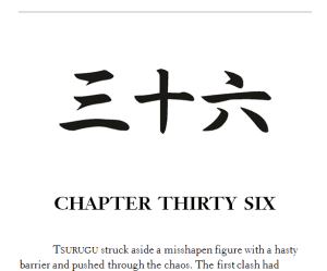 Bonus: you'll learn to count with kanji in the paperback edition of KITSUNE-MOCHI.