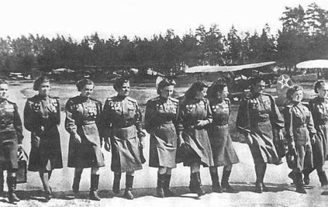 Night Witches, the 588th Night Bomber Regiment