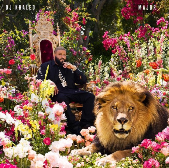 Le nouvel album de Dj Khaled, Major Key, sorti le 29 juillet dernier.
