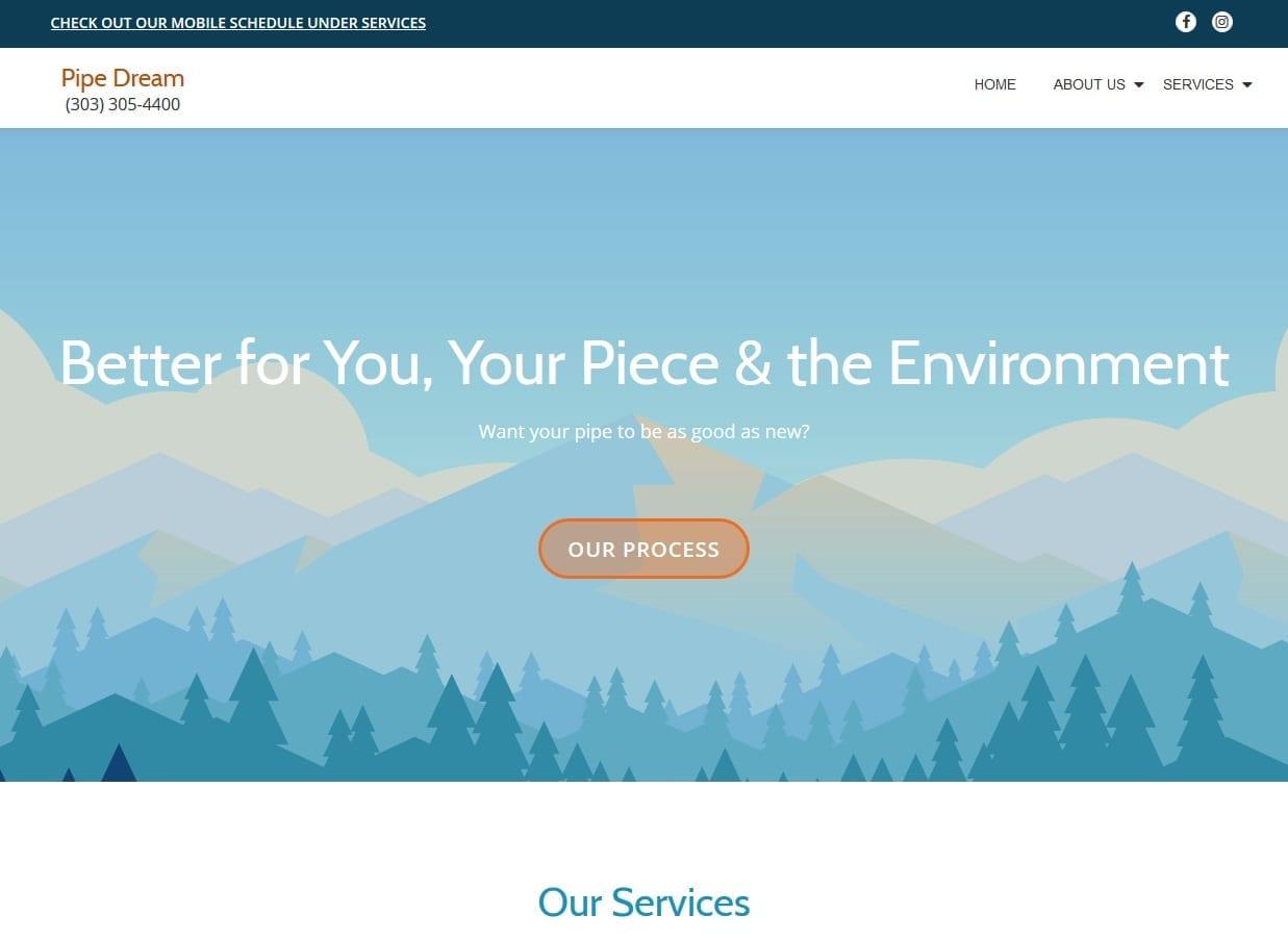 wordpress web creation