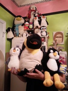 Because. Penguins.