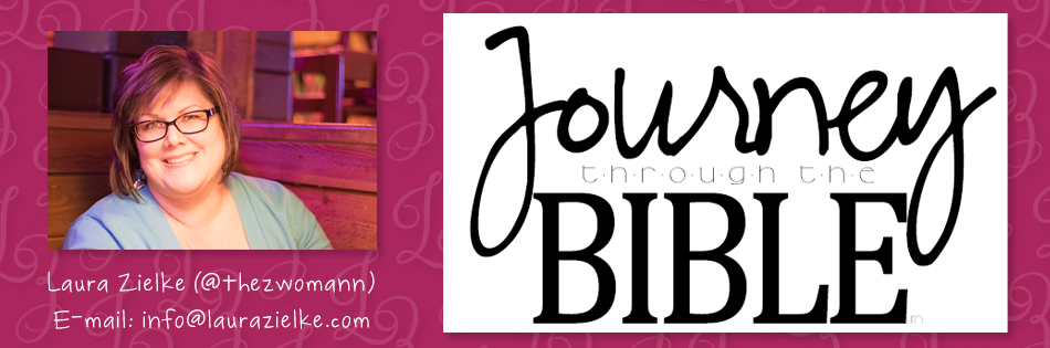 Journey through the Bible with Laura Zielke