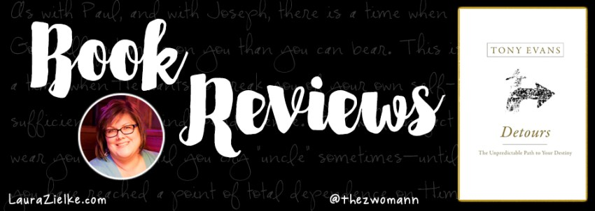 "Book Review: ""Detours"" by Tony Evans"