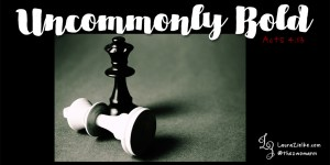 Uncommonly Bold