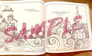 Joyful Inspirations Coloring Book