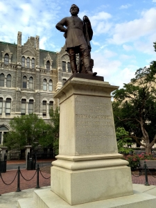 Stonewall Jackson, Richmond, Virginia