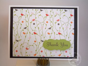 MDS Thank You Card