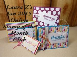 Laura Z's Online Club-Jan 2015