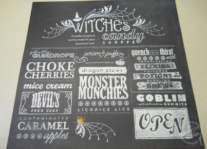 Witches-Candy