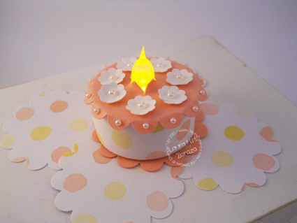 Celebrate Candle