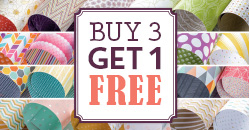 Buy 3-Get One Free