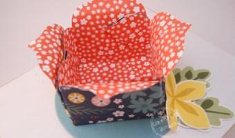 Tiny Candy Treat Box