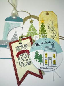 Laura Z's Holiday Tags