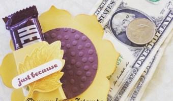 Sunflower Tip Treat