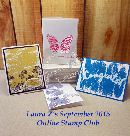 Laura Z's Online Stamp Club