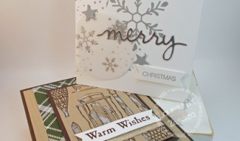 My Christmas Cards this year and Update