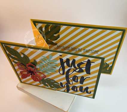 Z-fold-card