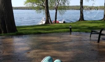 Life on a lake