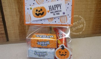 How about some Halloween treat ideas