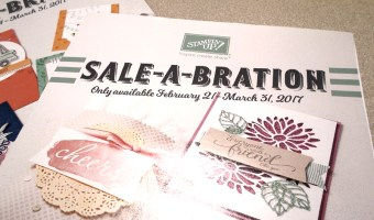 Last Days of Sale-A-Bration-New Free products