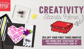 Start your Paper Pumpkin Subscription today.