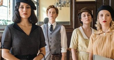 La quinta y última temporada de «Las chicas del cable», disponible desde mañana