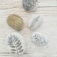 DIY : galets décorés !