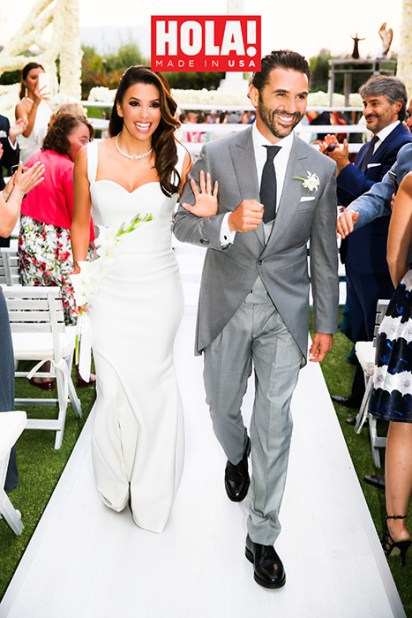 Eva-Longoria. Wedding-Dress. Wedding-Dress-Miami. Bridal-Boutique-Miami. Luxury-Wedding.