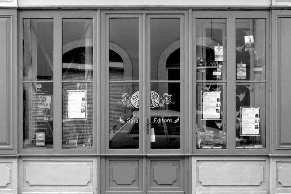 La librairie Gaia, au siège des éditions, à Montfort-en-Chalosse.