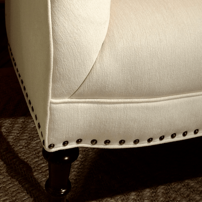 thibaut sofa upholstered in crypton high point furniture