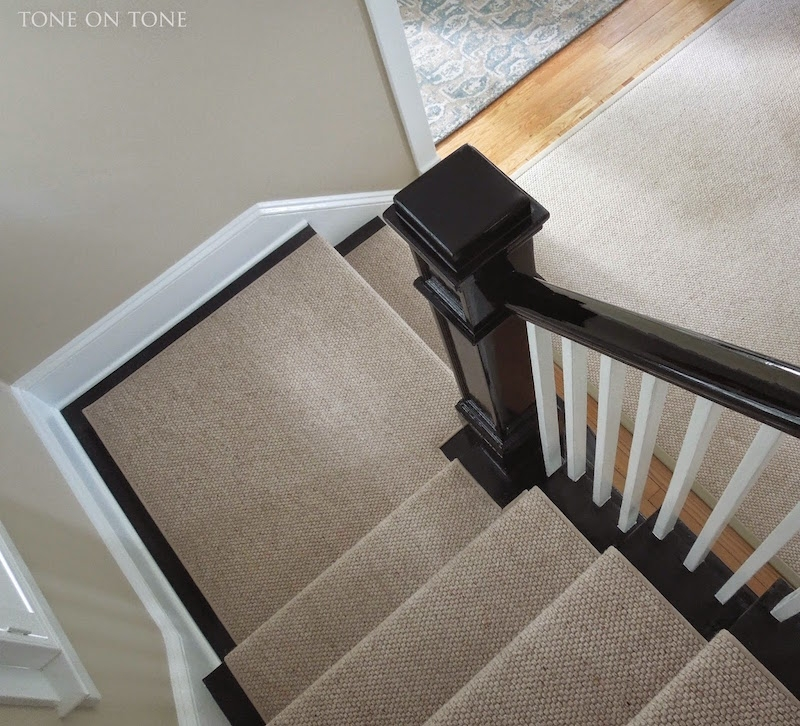 3 Common Staircase Design And Decor Mistakes What To Do Instead | Solid Color Stair Runners | Modern Stair | Stair Carpet Runner | Washable | Rubber Backed | Self Adhesive
