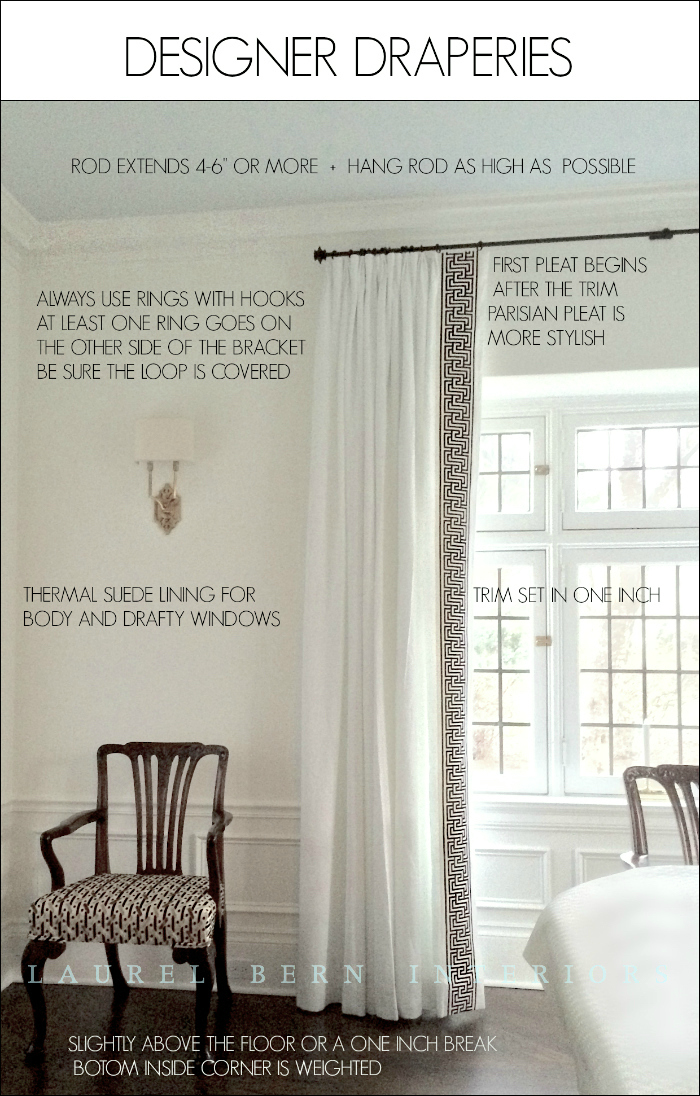 how to get window treatments like you