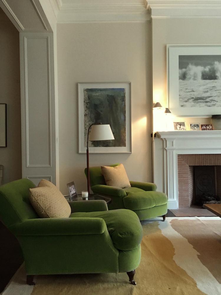 WestVillage7 By Rita Konig Green Chairs 2 Laurel Home