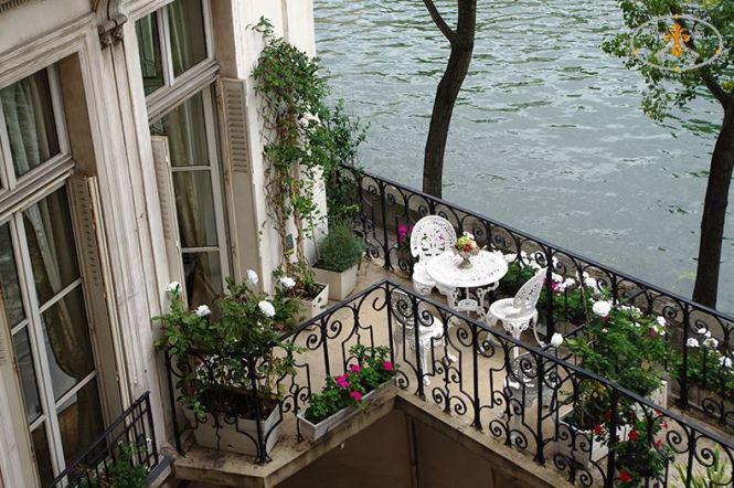 25 Paris Balcony Terrace On Ile Saint Louis Vacation Apartment Al Rose