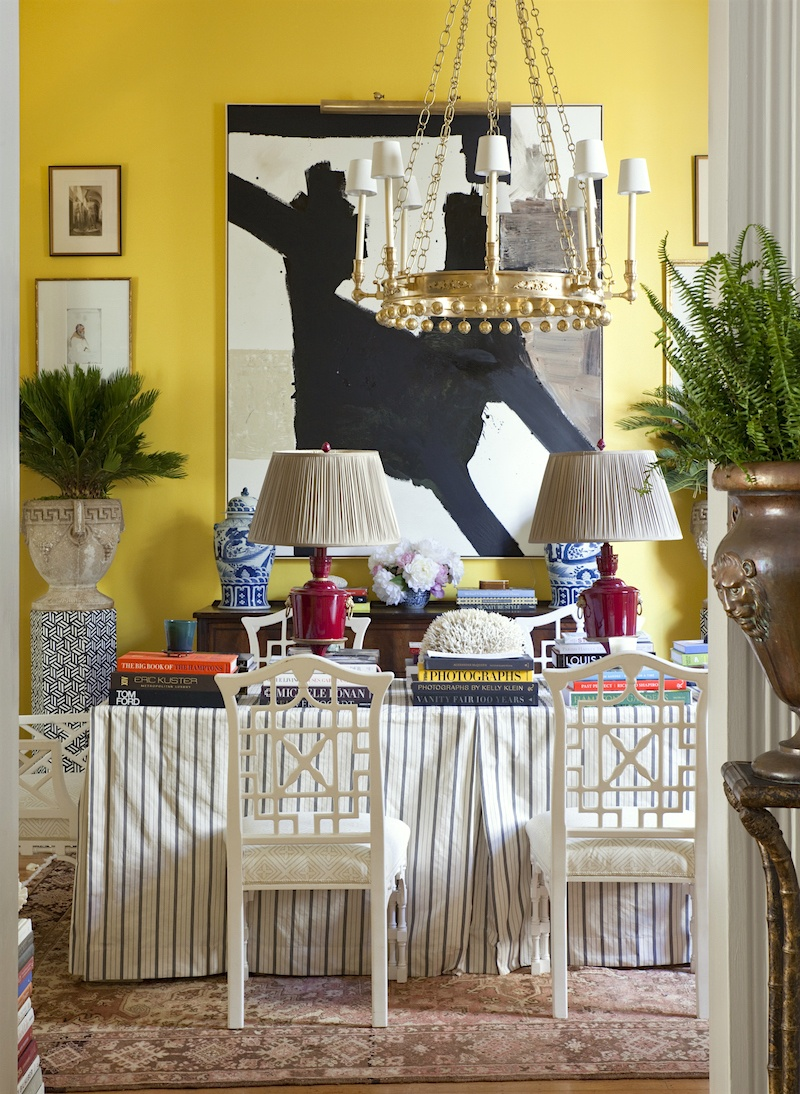 Make Your Table Lamp Cords Disappear Like Magic Laurel Home