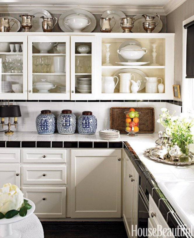 Kitchen Cabinet Decoration Decor Over Cabinets Above