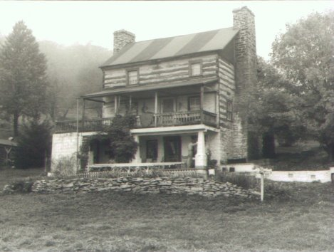 Lancaster Family Home in Somerset Co., PA