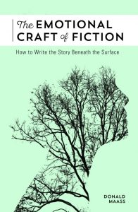 book cover for Donald Maass's The Emotional Craft of Fiction