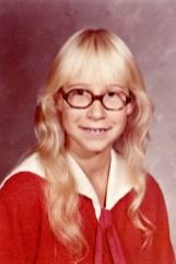 5th grade; gotta love the glasses and braces