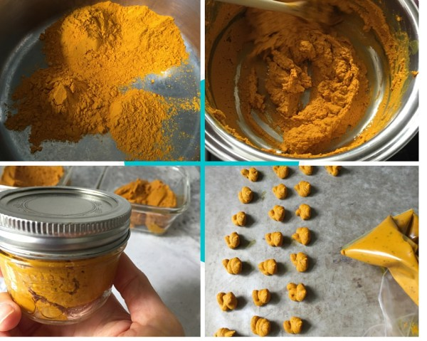 How to Make Golden Paste with Turmeric for Healing ...