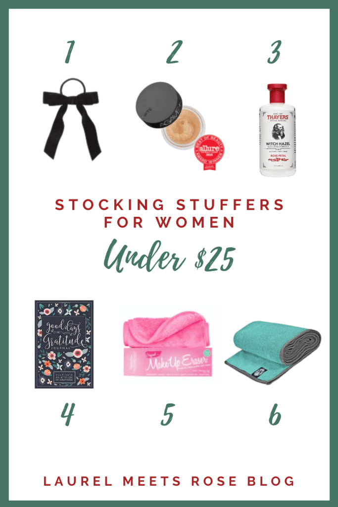 stocking stuffers under $25 for women