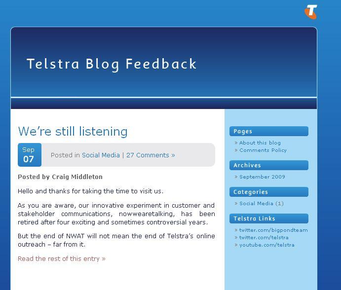 Telstrablogfeedback