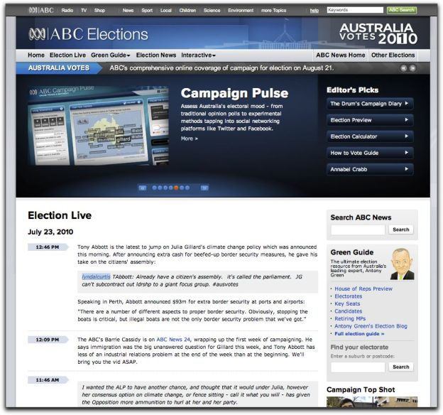 ABC Elections
