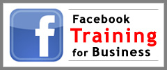 Social Media training for Facebook - workshops and courses