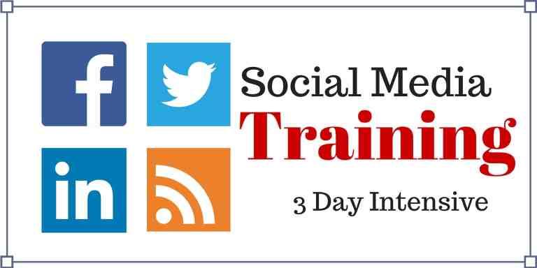 Advanced Social Media Intensive Course – Adelaide & Sydney Training